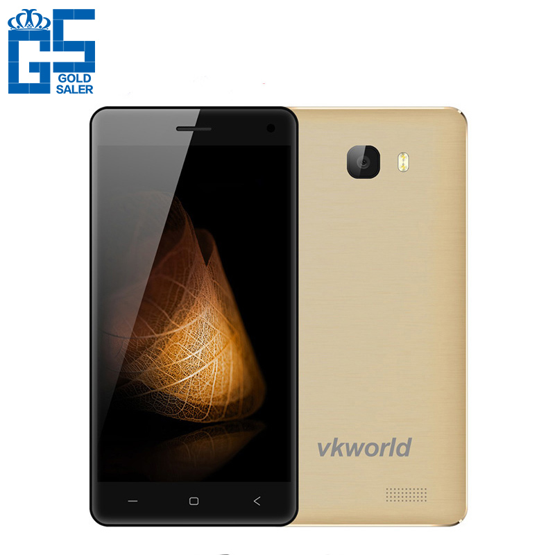 Latest Arrival Original vkworld T5 Android 5.1 3G 5.0 Inch Mobile Phone MTK6580 Quad core 2GB+16GB 8.0MP 3G 2000mAh Cell Phones(China (Mainland))