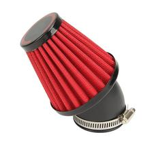 Buy Mushroom Air Filter 35mm Universal Motorcycle Air Intake Filter Red Moto Scooter Air Cleaner Honda Yamaha Suzuki Kawasaki for $10.44 in AliExpress store