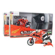 2.4GMhz 1:20 3CH High Speed Remote Control Mini RC Motorcycle Moto Bike(China (Mainland))