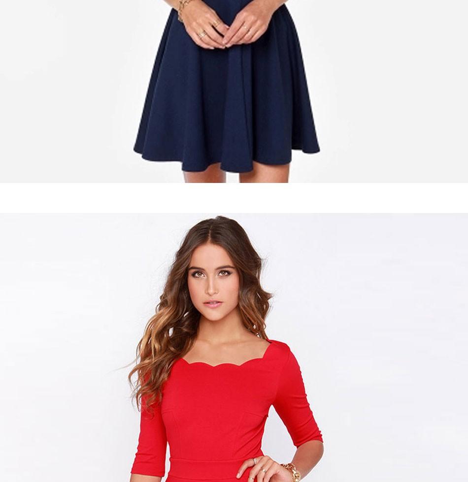 Autumn winter dress sweater dresses for women warm female vestidos long sleeve christmas female black dresses
