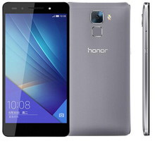 "Huawei Honor 7 Dual SIM 4G FDD-LTE Mobile Phone  5.2""  1080P 3GB RAM 16G ROM  Android 5.0 Hisilicon Kirin 935 Octa Core(China (Mainland))"