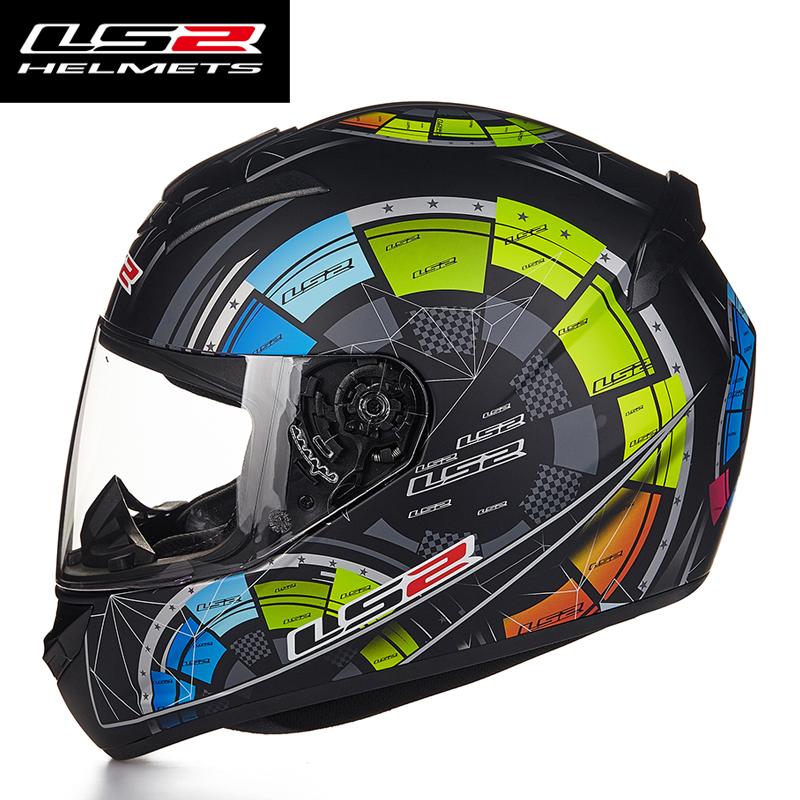 2016 new motos casco LS2 full face motorcycle helmet motorbike helmets capacete de motociclistas ff352(China (Mainland))