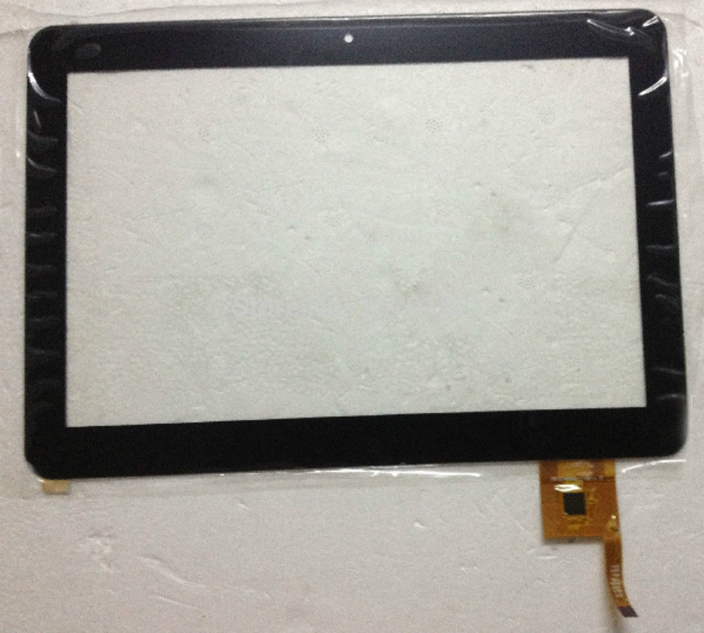 Black 10.1'' PB101A8495-T100-L TP Capacitive Touch Screen Digitizer For Tablet Newman Newsmy V10 Touch Screen Panel Free Ship(China (Mainland))