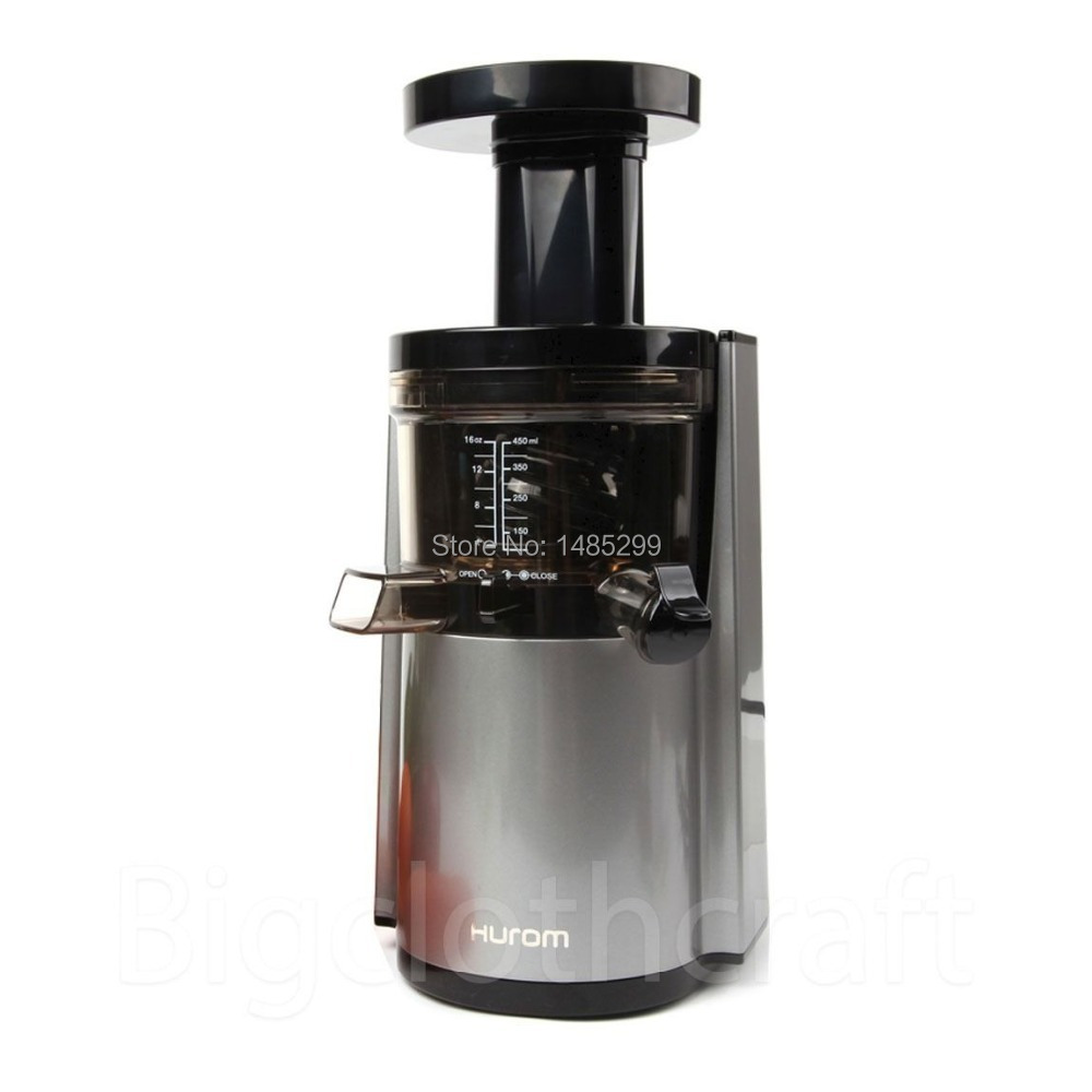Hurom Slow Juicer Manufacturer : Aliexpress.com : Buy 2015 Newest Hurom Sliver Slow Juicer Extractor HL DBF11 Fruit vegetable ...