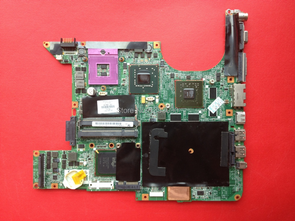 High quanlity Laptop Motherboard For HP DV9000 Series 447983-001 Mother board(China (Mainland))