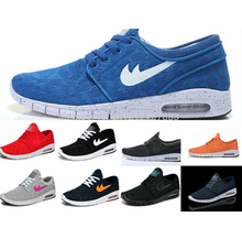 Free Shipping 2015 new shoes men women athletic shoes walking shoes Sneakers max size 36-45 SB Stefan Janoski running shoes(China (Mainland))