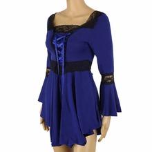 Fashion Women Luxury Parka Trumpet Flare Sleeve Slash Boat Neck European Big Size Coat Outwear Top XL-4XL