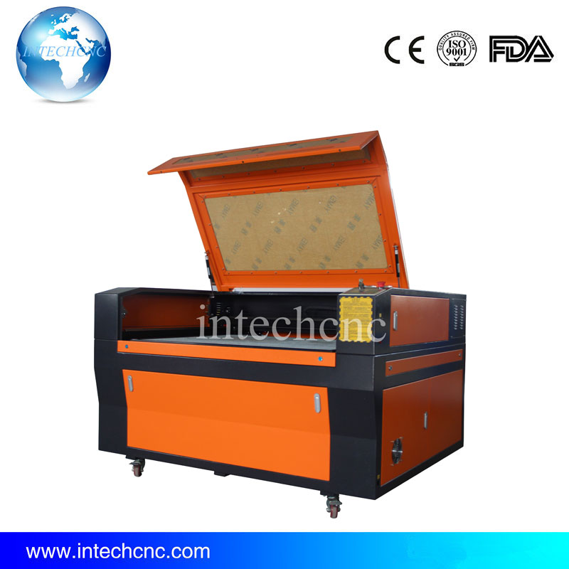 Super Quality 1290 jewelry laser welding machine of Plastic,Wood Crafts , Acrylic Nameplate ,Textil Fabric , Plywood(China (Mainland))