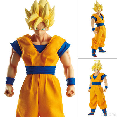 Megahouse Dragon Ball DOD Super Saiyan Son Gokou PVC Action Figure Collectible Model Toy 18cm DBFG208<br><br>Aliexpress
