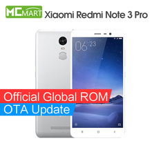 Original Xiaomi Redmi Note 3 Pro Prime 16GB 32GB Note3 5.5″ fingerprint ID smartphone MIUI7 Snapdragon 650 4G FDD LTE phones