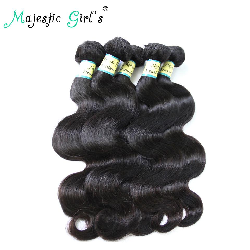 guangzhou hot selling queen brazilian body wave virgin human hair products 5 pcs/lot guess free shipping DHL women<br><br>Aliexpress