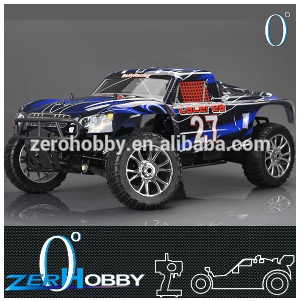 1/8th Rc Nitro Car Off Road Short Course Truck For HSP rc car 94763
