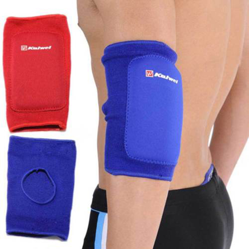 Sport Workout Weight Lifting Basketball Volleyball Hand Elbow Support Guard Pad(China (Mainland))