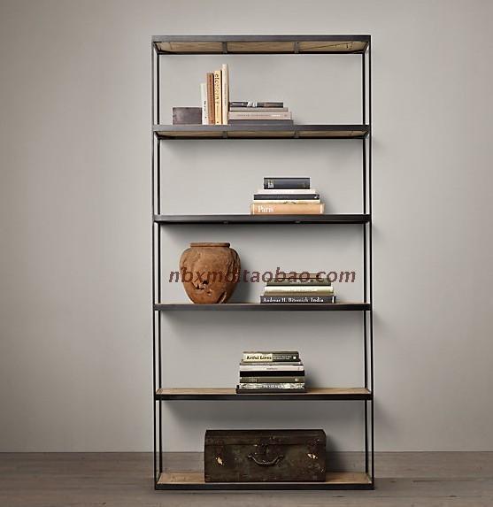 Boston Loft Furnishings Dunbar Industrial Style Kitchen: Buy Retro Iron Pipe Coat Rack Clothing Store Shelf Hanging