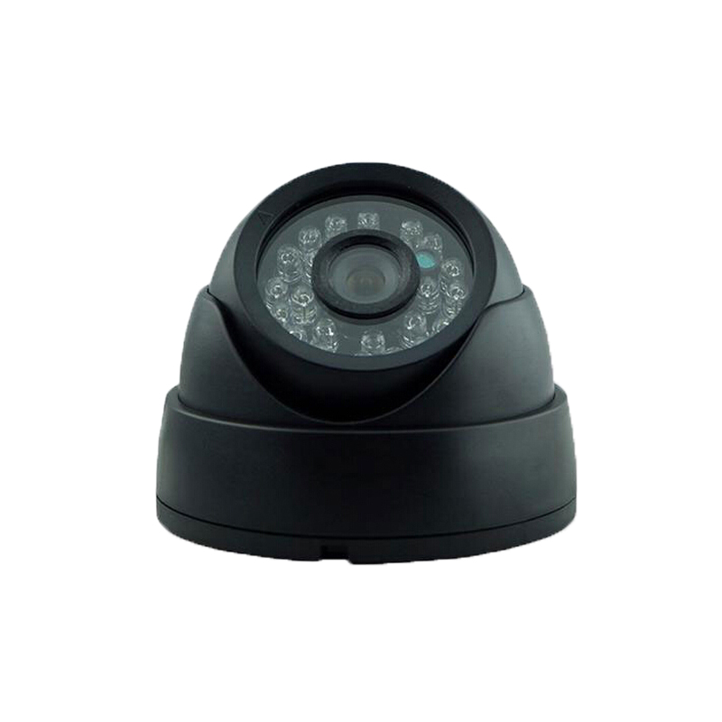 HD 960P 1.3MP IP Camera Black Plastic Dome Camera Network Indoor Security Camera Onvif P2P 24IR Night Vision(China (Mainland))