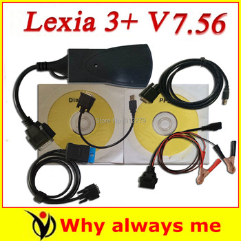 2015 lexia3 pp2000 interface v47 lexia 3 diagnostic tool with biagbox 7.56 software version One YEAR Warranty