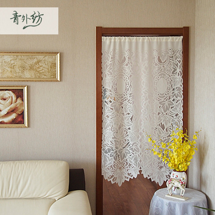 Free Shipping Lace Yarn Tulle Geomancy Country Rustic