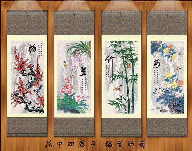 Acquista all 39 ingrosso online pittura tradizionale cinese for Casa tradizionale cinese