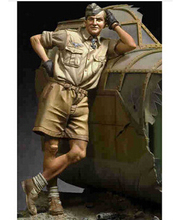 "Star of Africa ""naughty Eagle"" – Malta Seyou 90 mm Resin Models WWII"