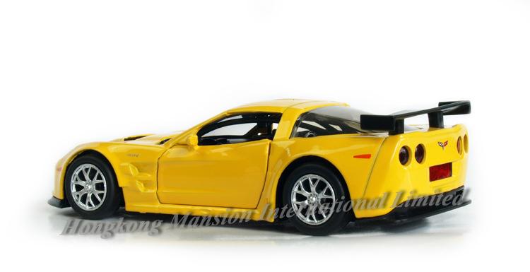 136 Car Model For Chevrolet Corvette C6-R (6)