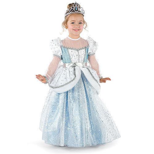 Baby Grils Dress 2016 New Elsa Dress Kids Girls Cinderella Dress Costume Cosplay Carnival Costumes Children Clothing 3-12 Years(China (Mainland))