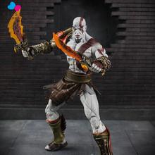 Kissen 1pcs/set Kratos 3 God of war Ghost of Sparta PA Play Arts Kai GOD OF WAR 3 Superhero Avengers PVC 18cm Predators Figures