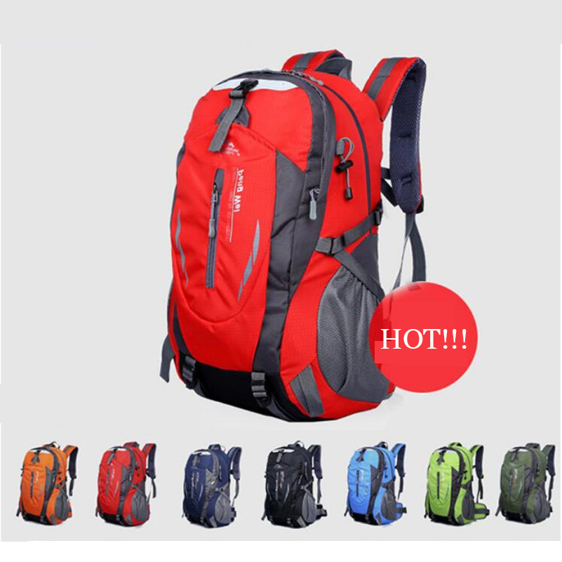 2015 Winter Olympic Games Women&Men Sport Backpack Russia Olympic Outdoor Hiking Backpack Athletic Sport Travel Backpack S091(China (Mainland))
