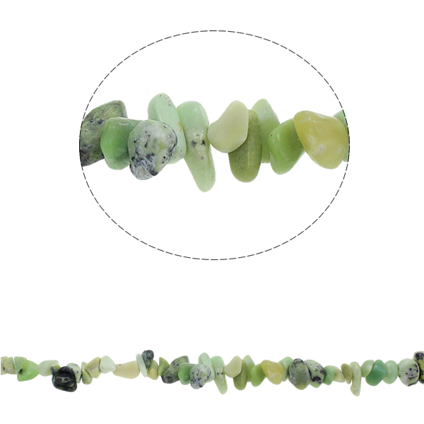 Jewelry DIY Making Loose Beads for Bracelet Necklace 5-8mm Grass Turquoise Marble Gem Stone Chips Beads 34.6 Inch Strand(China (Mainland))