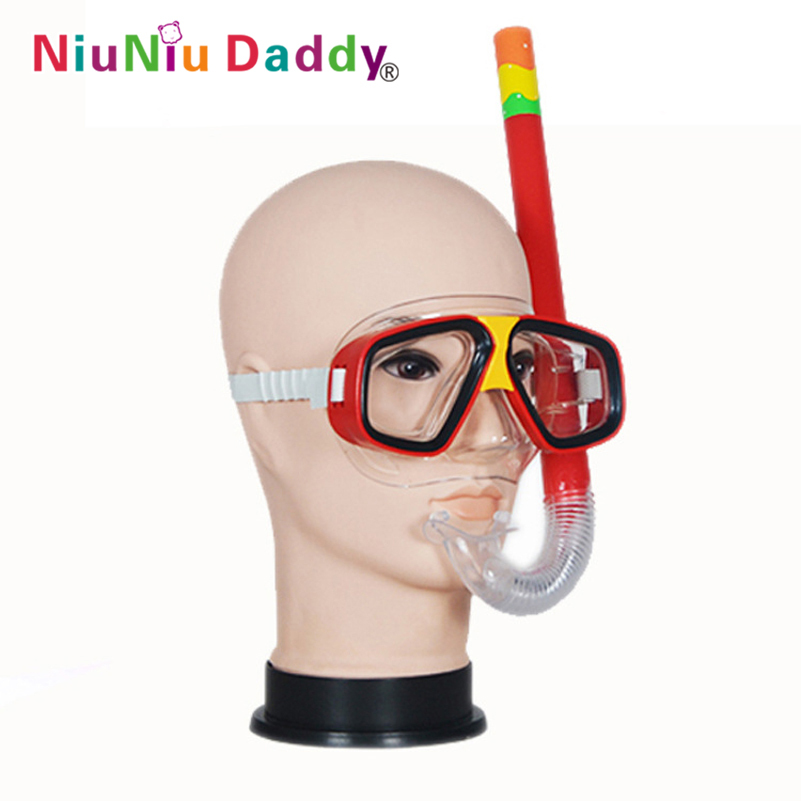 Diving Mask Goggles Swimming Snorkeling Equipment super-efficient Anti-Fog goggles Outdoor diving supplies with breathing tube(China (Mainland))