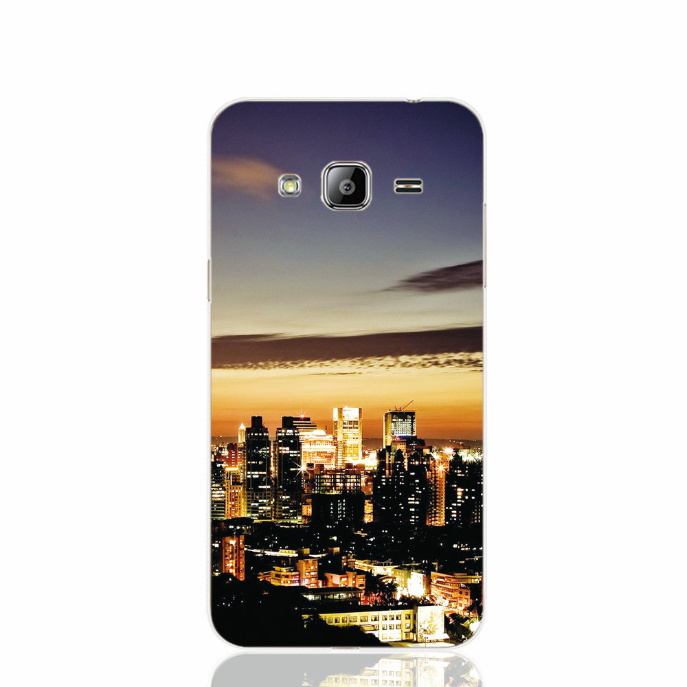 17824 Taiwan Taipei 101 At Night cell phone case cover for Samsung Galaxy J1 ACE J5 2016 J7 N9150(China (Mainland))