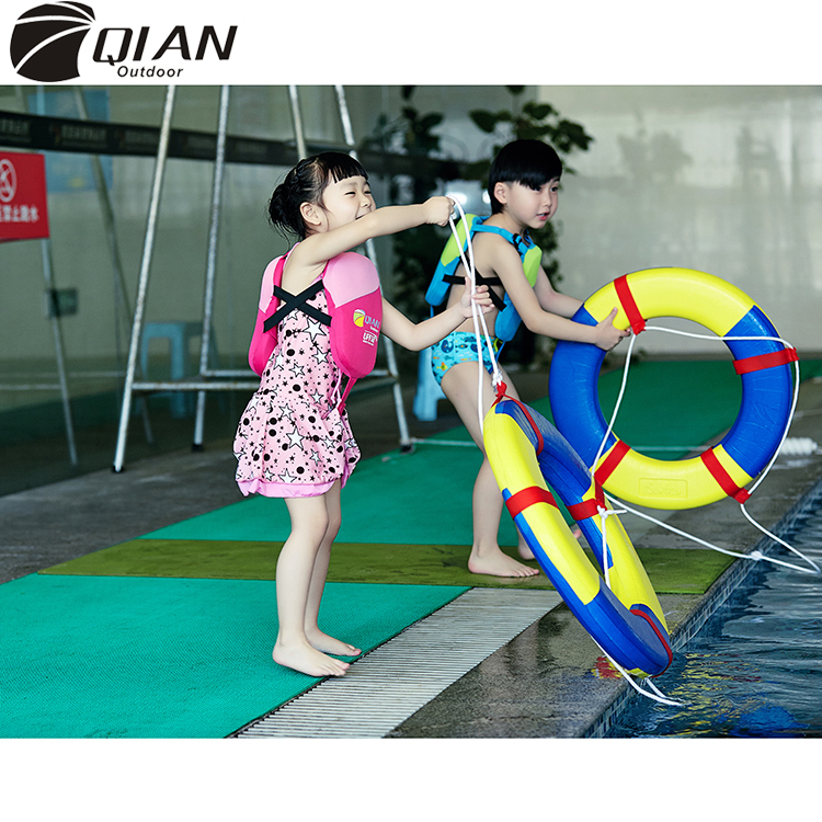 QIAN OUTDOOR summer swim vest for kids kids life vest colete bathing suit 1-3 years old buoyancy drift clothing(China (Mainland))