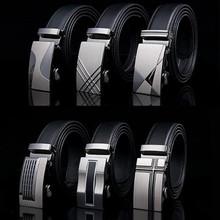 Buy 2017 Designer Leather Strap Male Belt Automatic Buckle Belts Men Girdle Wide Men Belt Waistband ceinture cinto masculino for $6.95 in AliExpress store