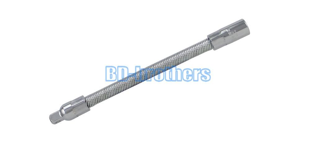 1/4 Drive Flexible Socket Extension Bar Ratchet Flex Auto Mechanic tool Socket Wrenches Ratchet Extension Flex Bars 400pcs/lot<br><br>Aliexpress