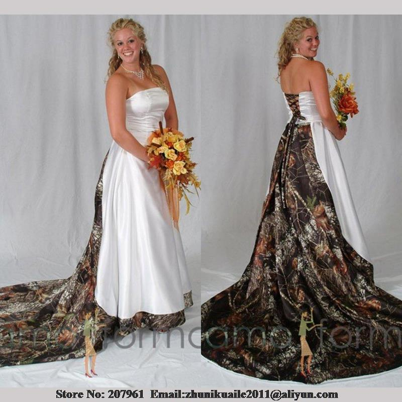 Cheap camo wedding dresses for sale cheap wedding dresses for Build your dream wedding dress