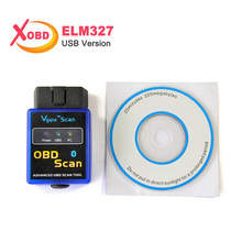 2016 Latest MINI ELM 327 Bluetooth Vgate Scan OBD2 / OBDII ELM327 V2.1 Car Code Read Scanner Auto Diagnostic Tool