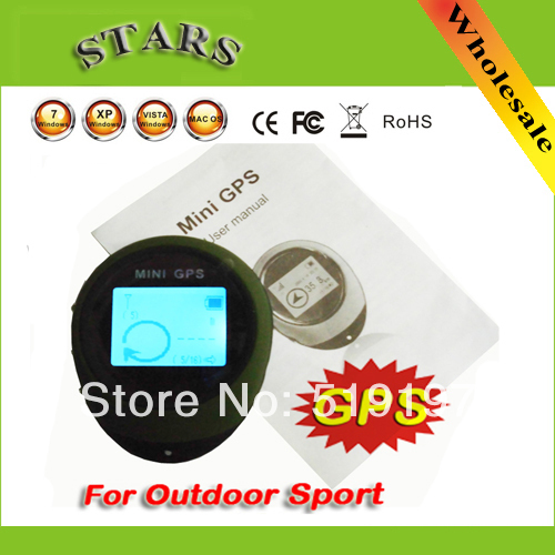 New 2015 Smallest personal security Product Handheld Micro Mini GPS tracking device outdoor Navigation as Sport Travel(China (Mainland))