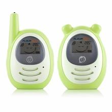2016 neue Sommer Tragbare Infant Baby Wireless Audio Monitore Radios Kindermädchen Elektronische Babysitter Digitale Baby Spielzeug Telefon(China (Mainland))