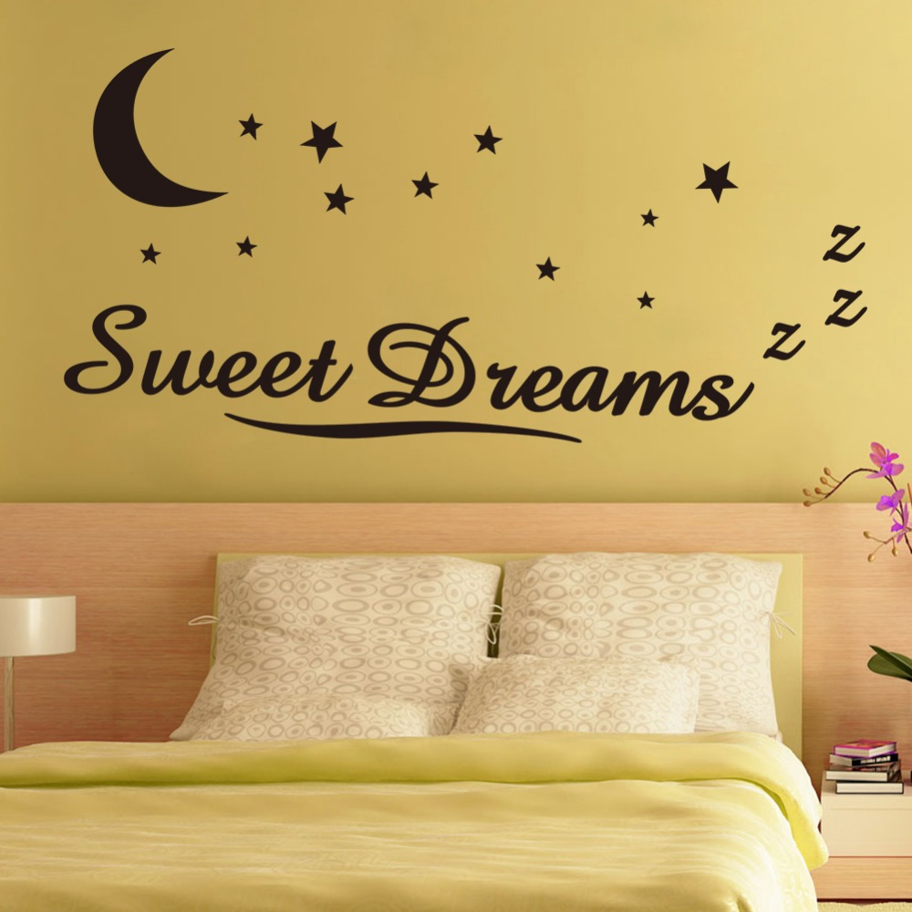 Awesome Sweet Dream Wall Sticker ~ The Best Collection Of Quotes