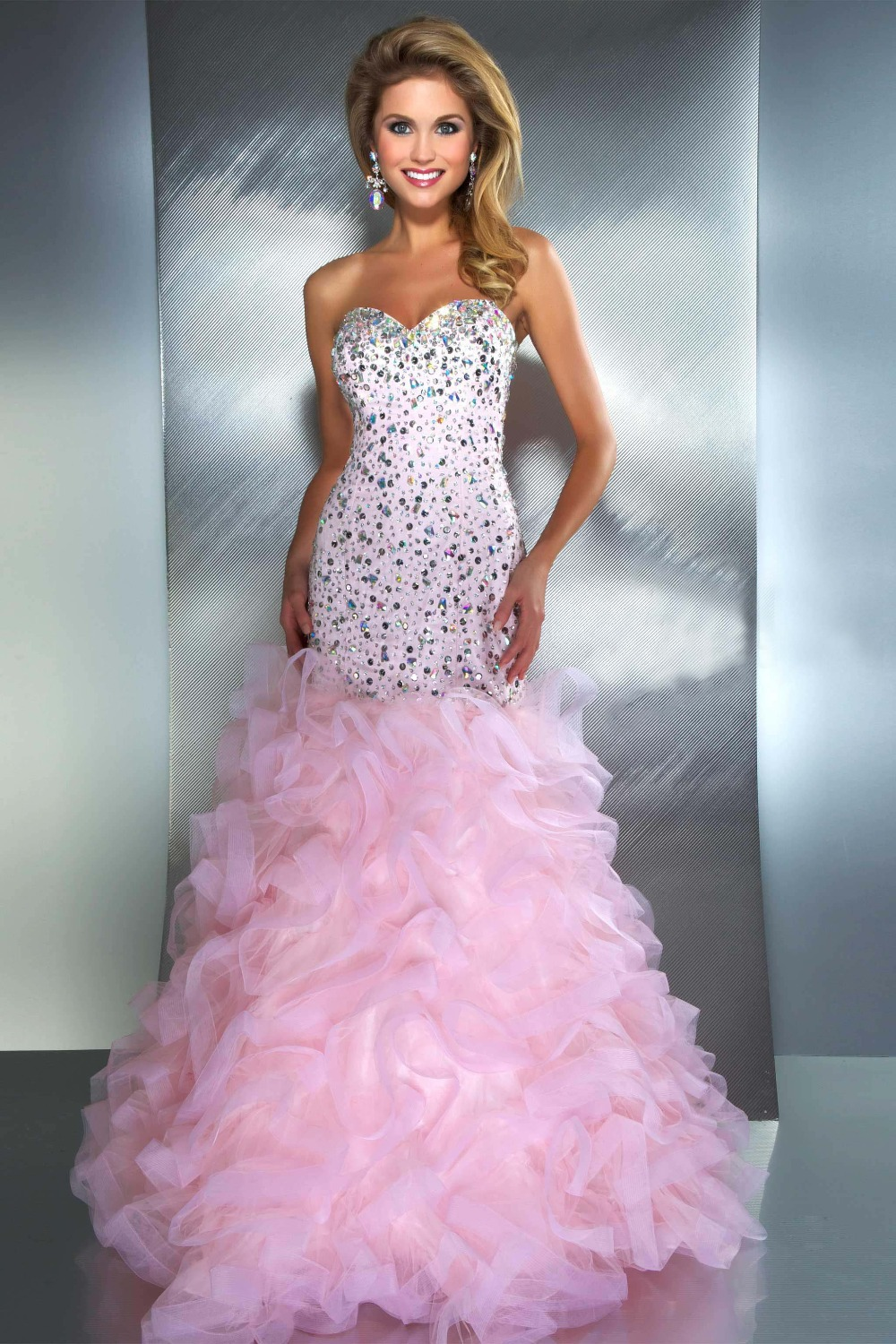Fish Tail Prom Dresses - Boutique Prom Dresses
