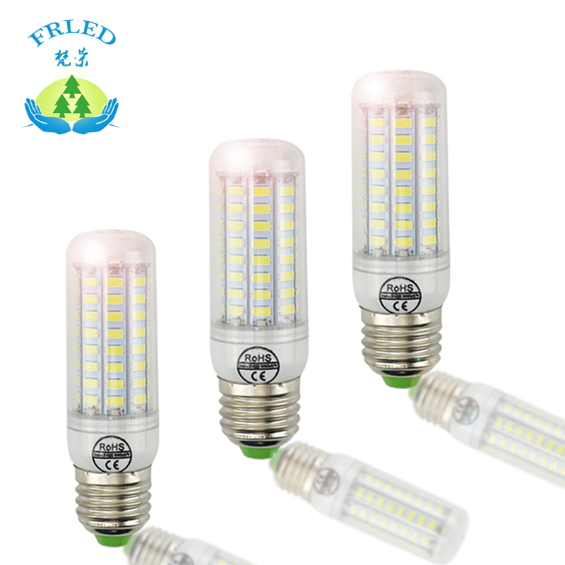 2017 Ce 24 Pcs Rohs Corn Bulb Bar Epistar Limited New E27 Flicker Super Led Bulb Smd 5730 Lamp Corn Light Chandelier Power 2w(China (Mainland))