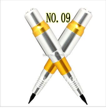 2 set Permanent Makeup Pen Machine For Tattoo Eyebrow Supply