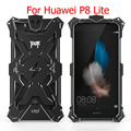 For Huawei P8 P8 Lite Phone Cases Luxury Simon Thor Aviation Aluminum Metal Cover Case for