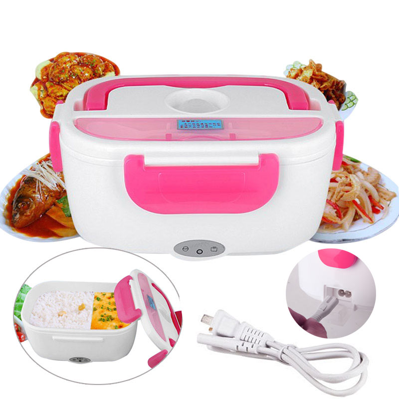 Lunch Box Electric Heating Truck Oven Cooker Office Home Food Warmer Hot Sale(China (Mainland))