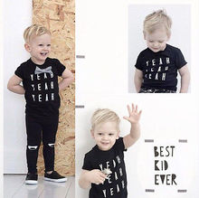 Casua Kids Toddler Kids T shirt Tops Long Pants Outfits Clothing Set for boy