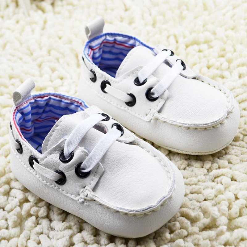 New Cute Lovely Baby Shoes Boy Soft Bottom Footwear Newborn Baby Shoes(China (Mainland))