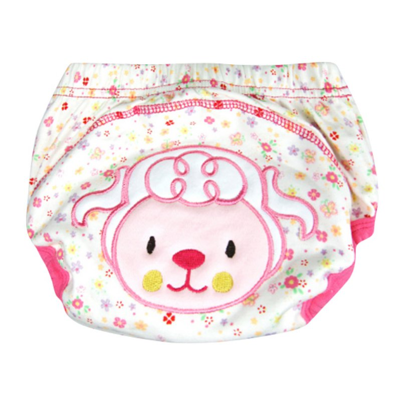 New Kids Nappy Cotton Underwear Training Pants Toilet Potty Baby Cloth Diaper Cover X16(China (Mainland))
