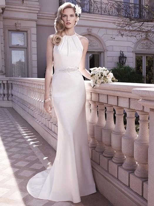 New 2015 Arrived dresses Flower with Lace wedding white plus size dress Elegant mermaid vestidos de novia bride(China (Mainland))