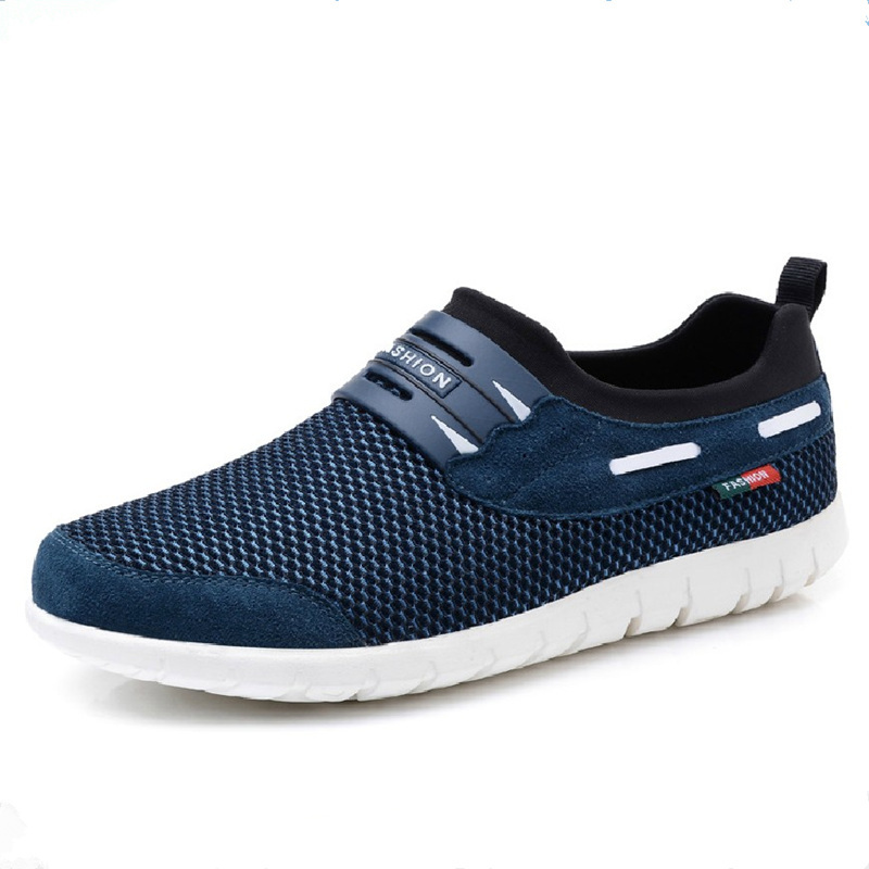 size 6 7 8 9 10 11 New Mesh Comfy Mens Causal Lace Fashion Sneakers Trainer Running Flat Shoes Summer