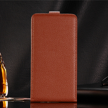 Vertical PU Leather Flip Case for Jiayu F2 Vintage Quality Phone Cover Fashion Shell Single Card Slot with Glue Board