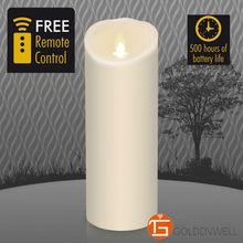 3.5 » x 9 » луминара беспламенные свечи бесплатная доставка